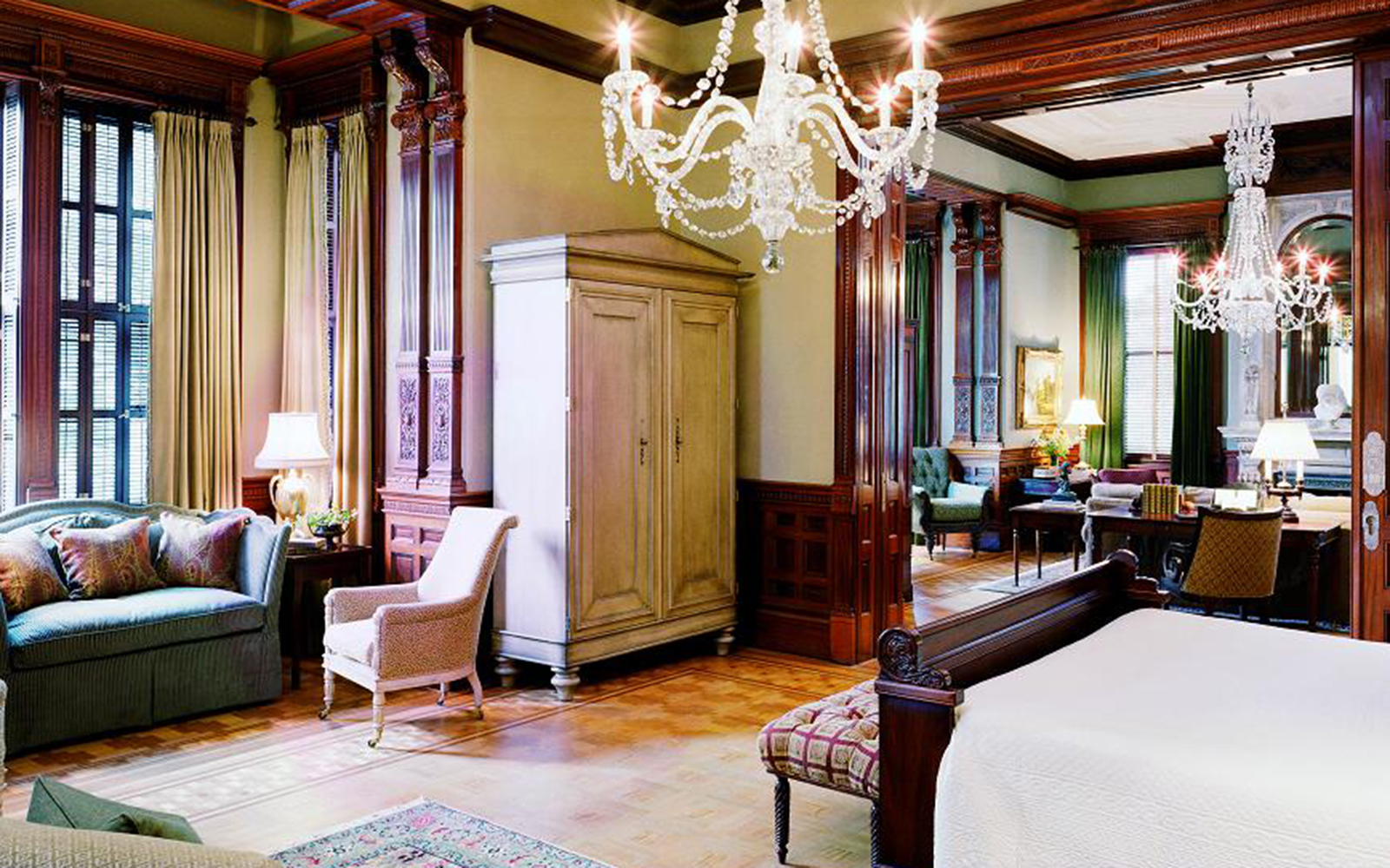 America's Most Romantic Winter Destinations: Wentworth Mansion, Charleston