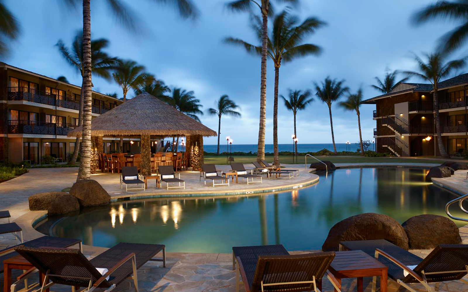 America's Most Romantic Winter Destinations: Koa Kea Resort