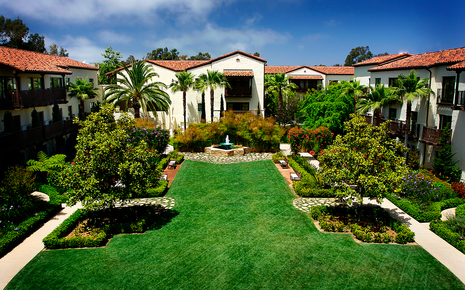 America's Most Romantic Winter Destinations: Estancia La Jolla