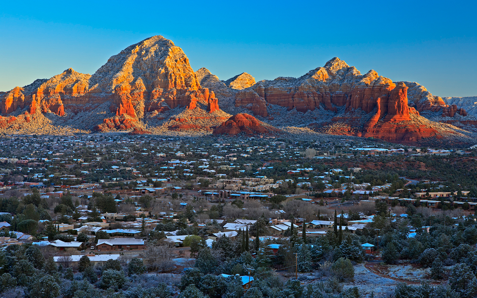 America's Most Romantic Winter Destinations: Canyon Villa
