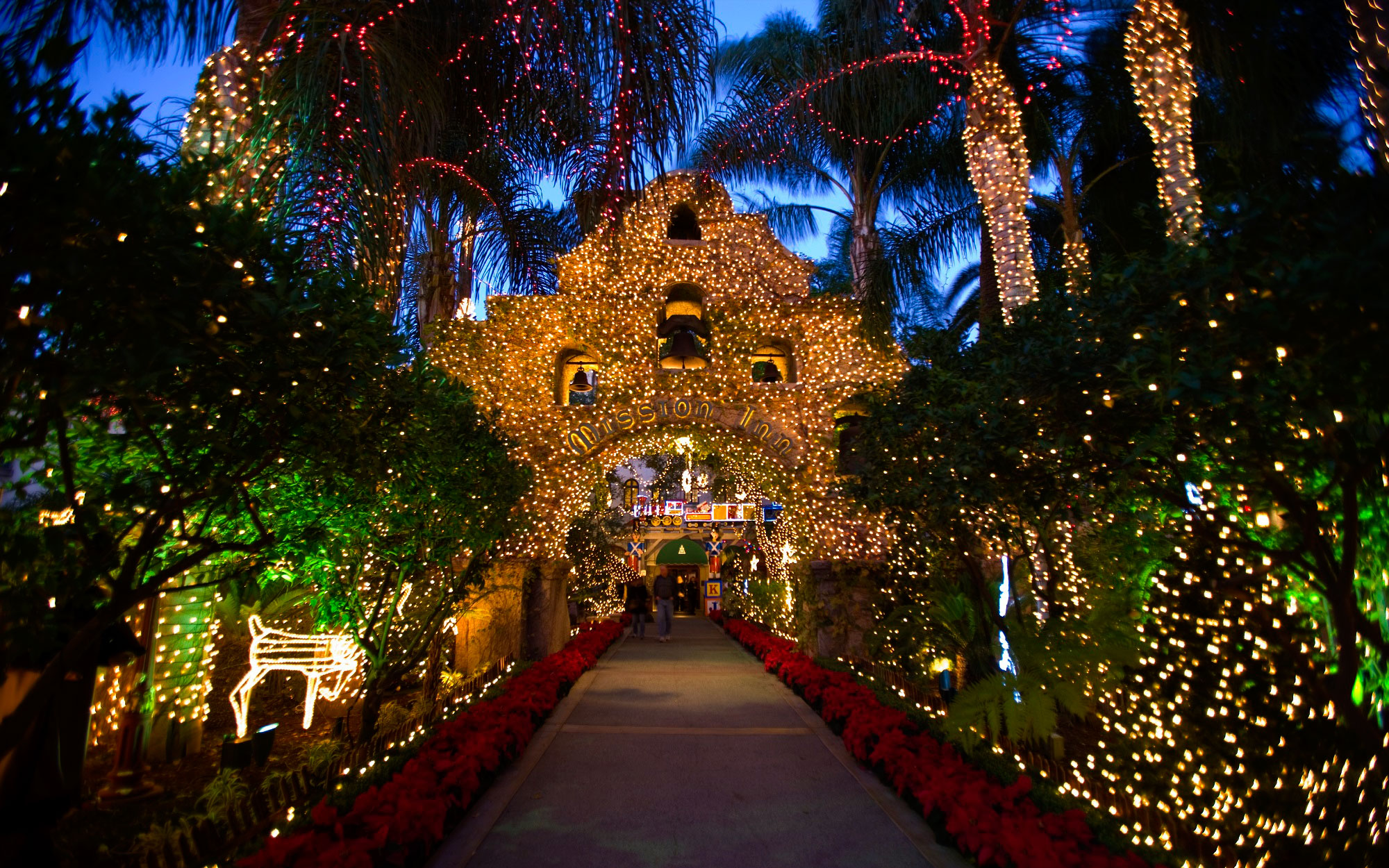 The Mission Inn Hotel & Spa, Riverside, CA