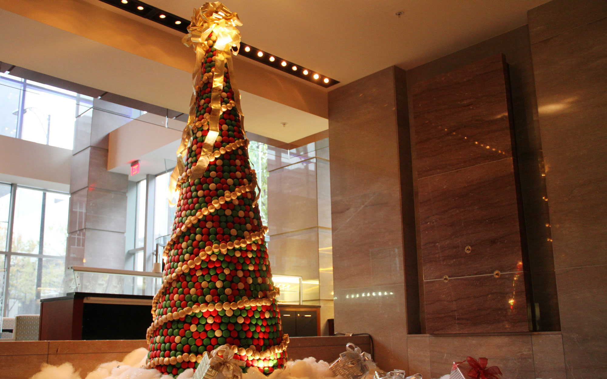 America's Best Hotels for Christmas: Ritz-Carlton, Charlotte, NC