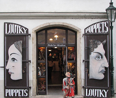 World's Greatest Toy Stores: AMI Marionettes Shop