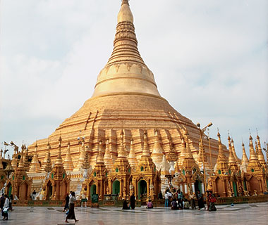Best Places to Travel in 2014: Rangoon
