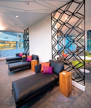 Travel Trends: Independent Airport Lounge