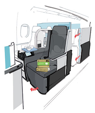 Travel Trends: Upgrade Airline Seat