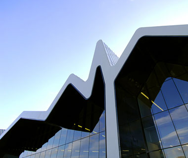 Riverside Museum, Glasgow, Scotland