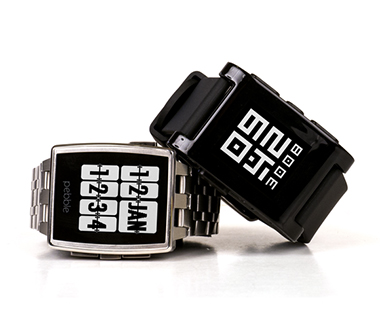 Best New Travel Gadgets for 2014: Pebble Steel