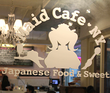 Maid Café, New York City