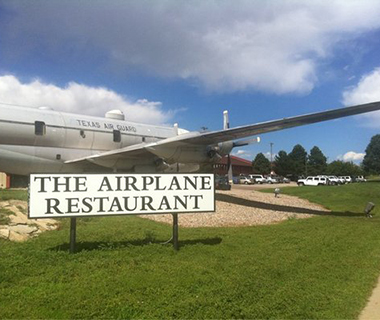 America's Strangest Restaurants: The Airplane Restaurant