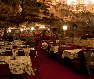 America's Strangest Restaurants: The Cave, Richland, MO