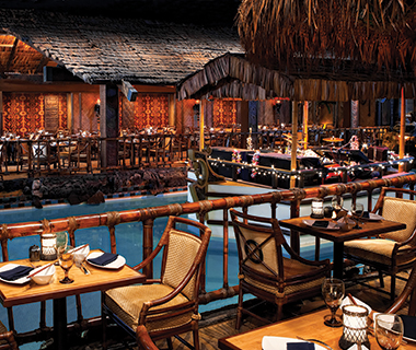 America's Strangest Restaurants: Tonga Room & Hurricane Bar