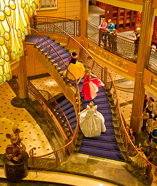 World's Best Cruise Ships: Disney Fantasy