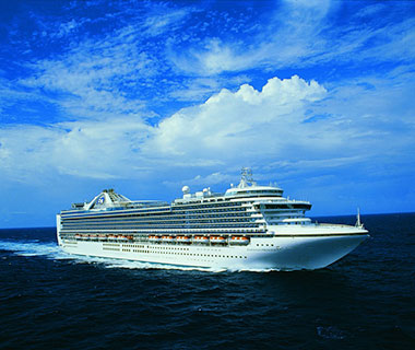 World's Best Cruise Ships: Emerald Princess