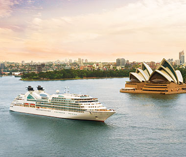 Top Small Ships  No. 2 Seabourn Odyssey