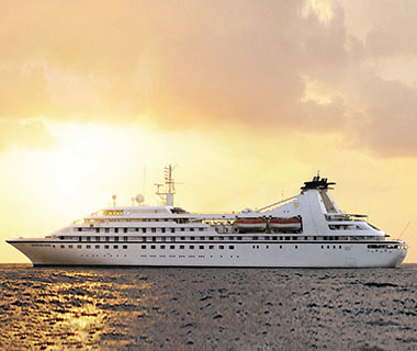 World's Best Cruise Ships: Seabourn Pride