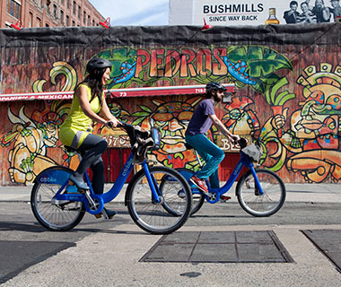 Design Awards: CitiBike