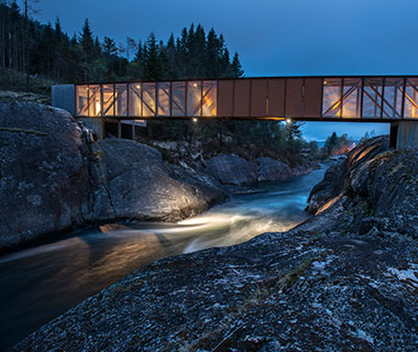 Design Awards: Høse Bridge
