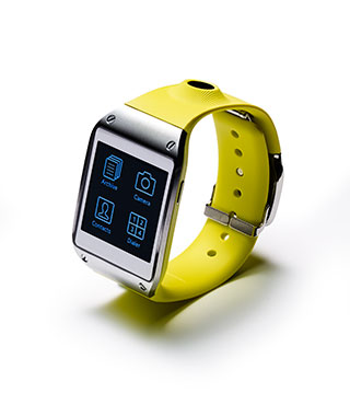Design Awards: Samsung Galaxy Gear