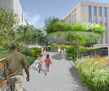 New Tourist Attractions: High Line Phase 3