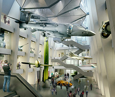 New Tourist Attractions: Imperial War Museum