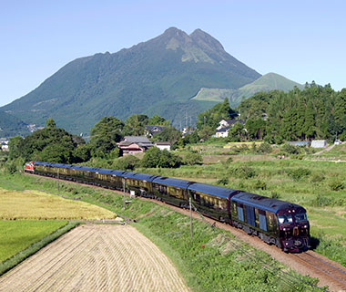 New Tourist Attractions: Seven Stars in Kyushu