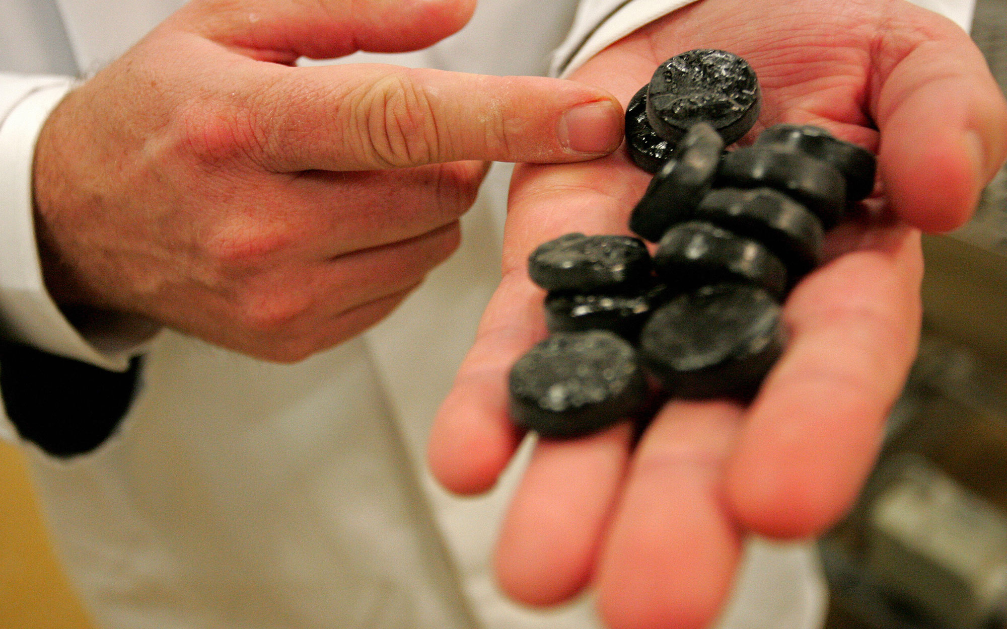 World's Strangest Cold Remedies: Salty Licorice