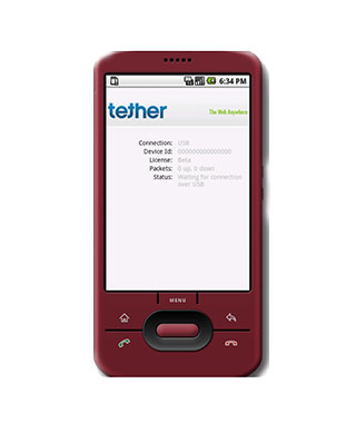 Hotel Travel Tips: Tether
