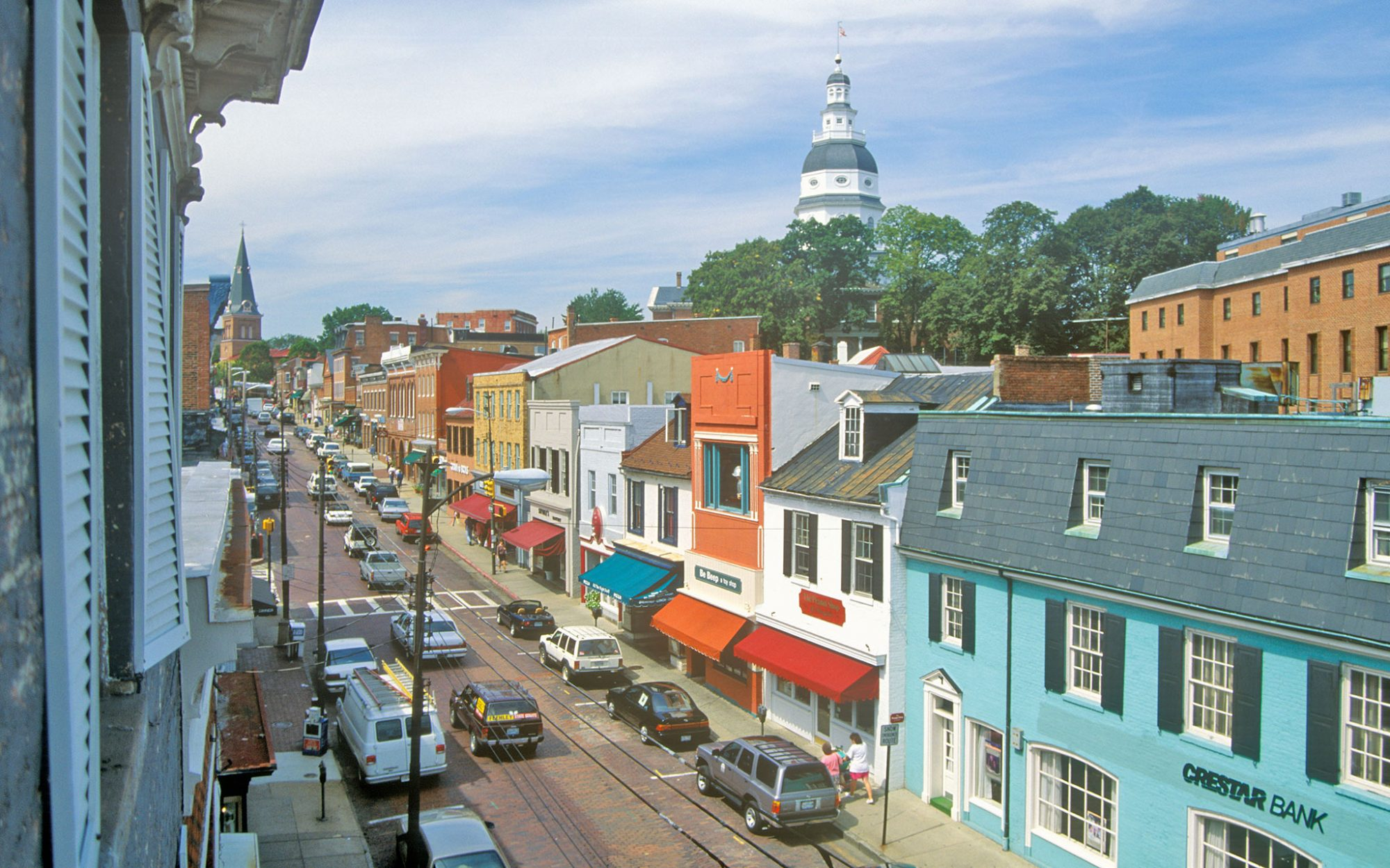 America's Most Romantic Towns: Annapolis, MD