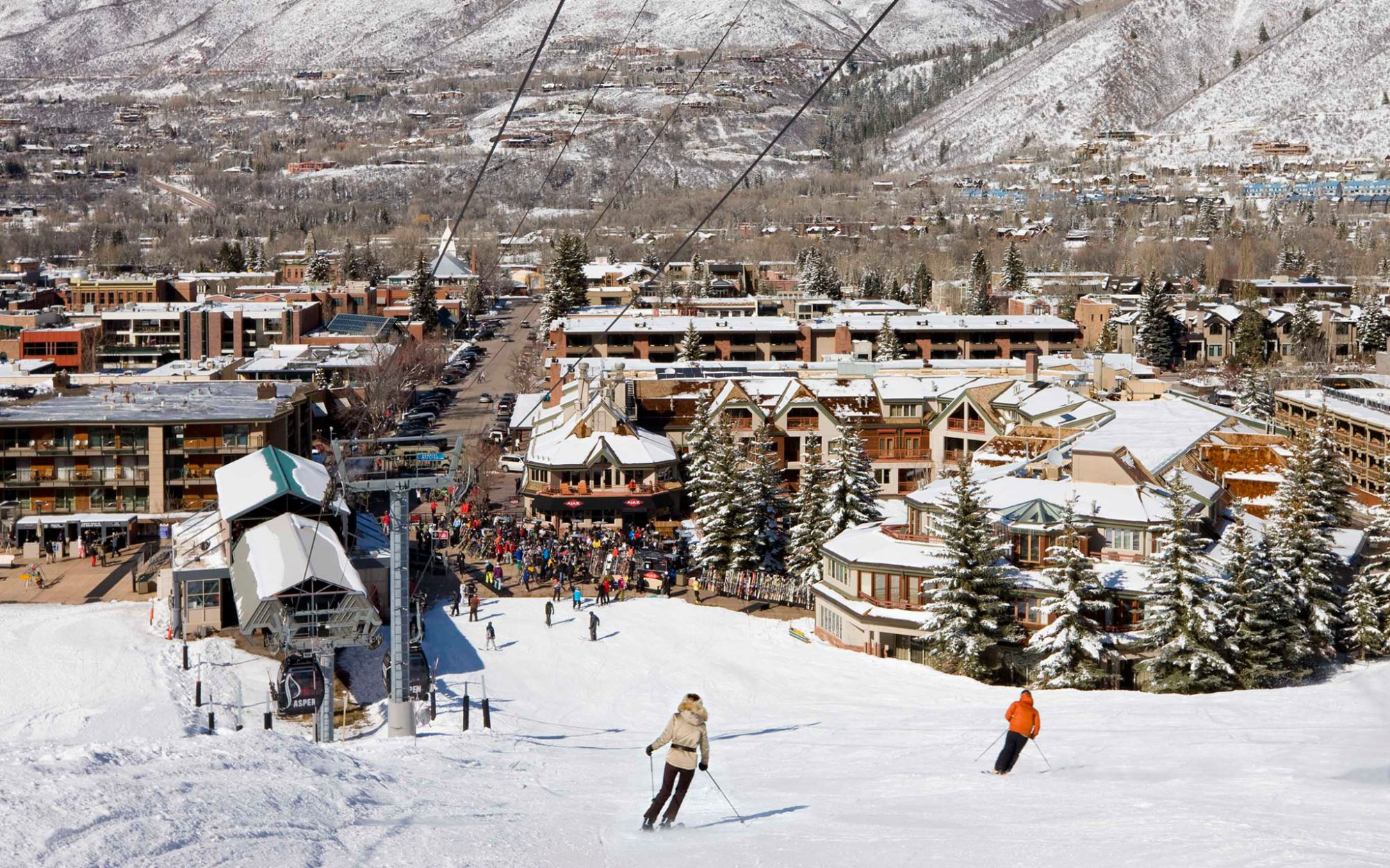 America's Most Romantic Towns: Aspen, CO