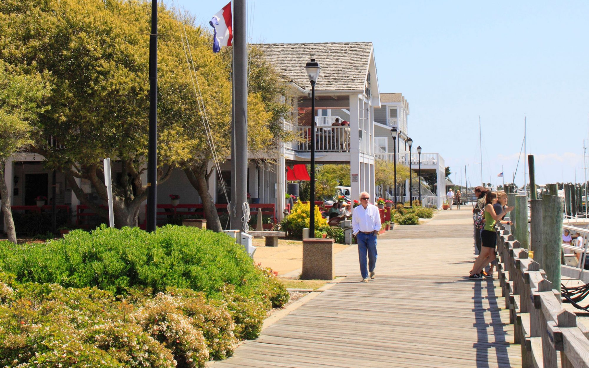 America's Most Romantic Towns: Beaufort, NC