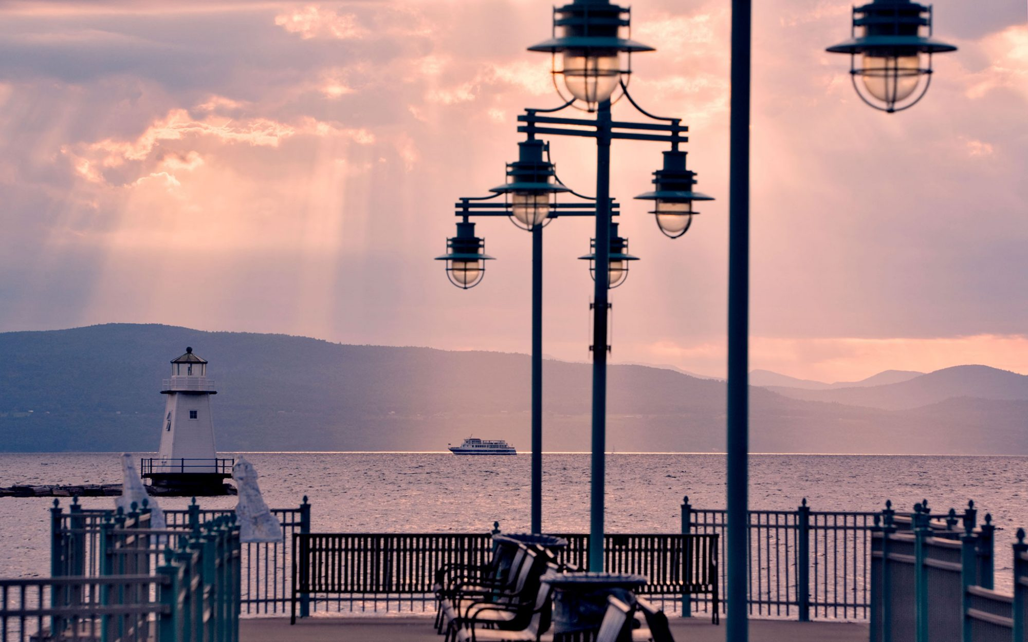 America's Most Romantic Towns: Burlington, VT