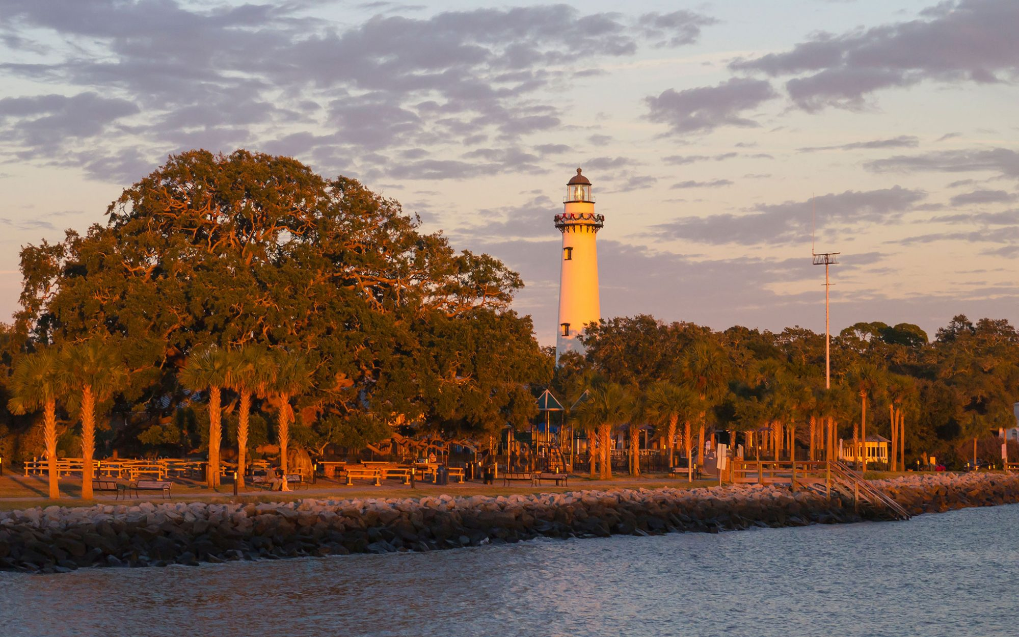 America's Most Romantic Towns: St. Simons