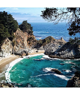 Beautiful Beach Photos: Big Sur, CA