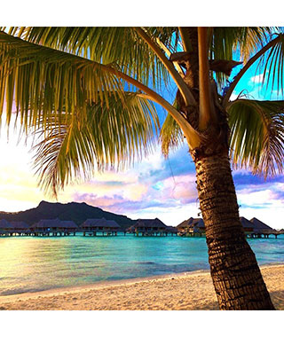 Beautiful Beach Photos: Bora-Bora