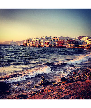Beautiful Beach Photos: Mykonos, Greece