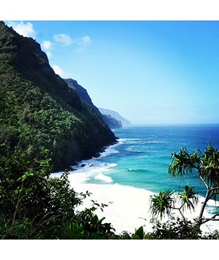 Beautiful Beach Photos: Kauai, HI