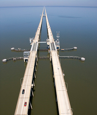 World's Longest Bridges: Lake Pontchartrain Causeway