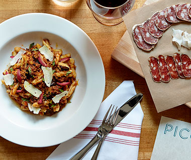 Best New Romantic Restaurants: Piccolo