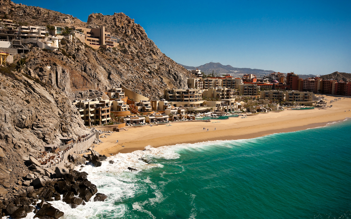 Best Mexico Beach Resorts: The Resort at Pedregal