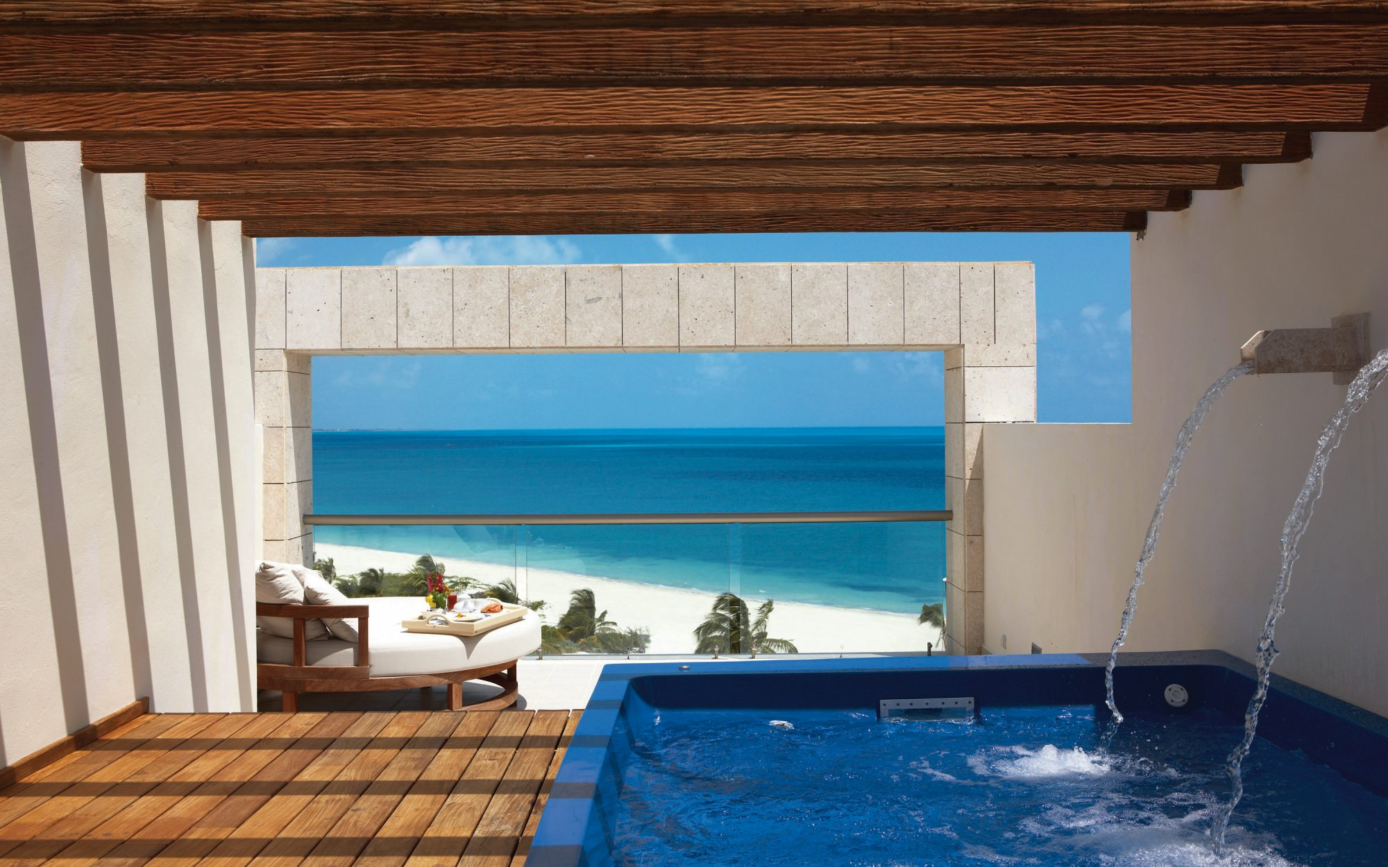 Best Mexico Beach Resorts: Excellence Playa Mujeres