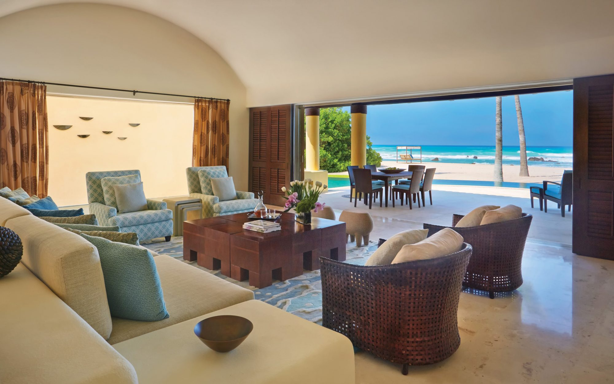 Best Mexico Beach Resorts: Four Seasons Resort, Punta Mita