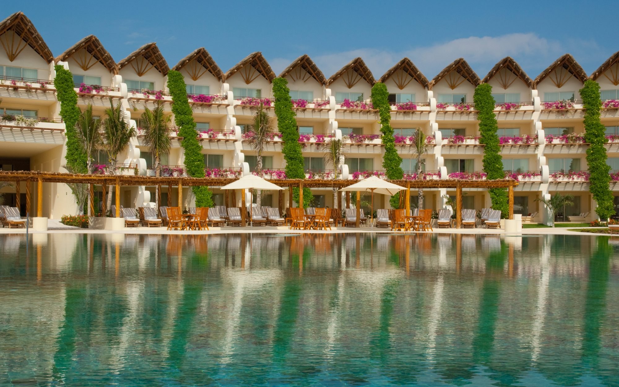 Best Mexico Beach Resorts: Grand Velas Riviera Maya