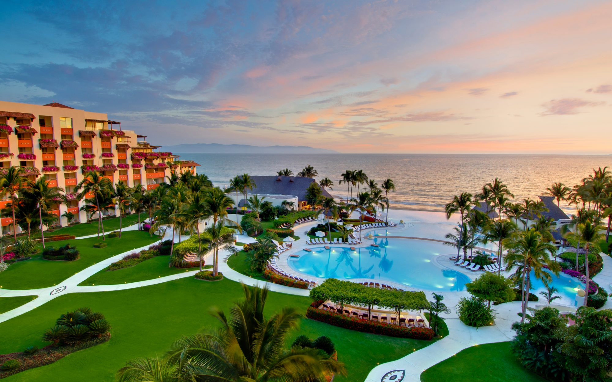 Best Mexico Beach Resorts: Grand Velas Riviera Nayarit