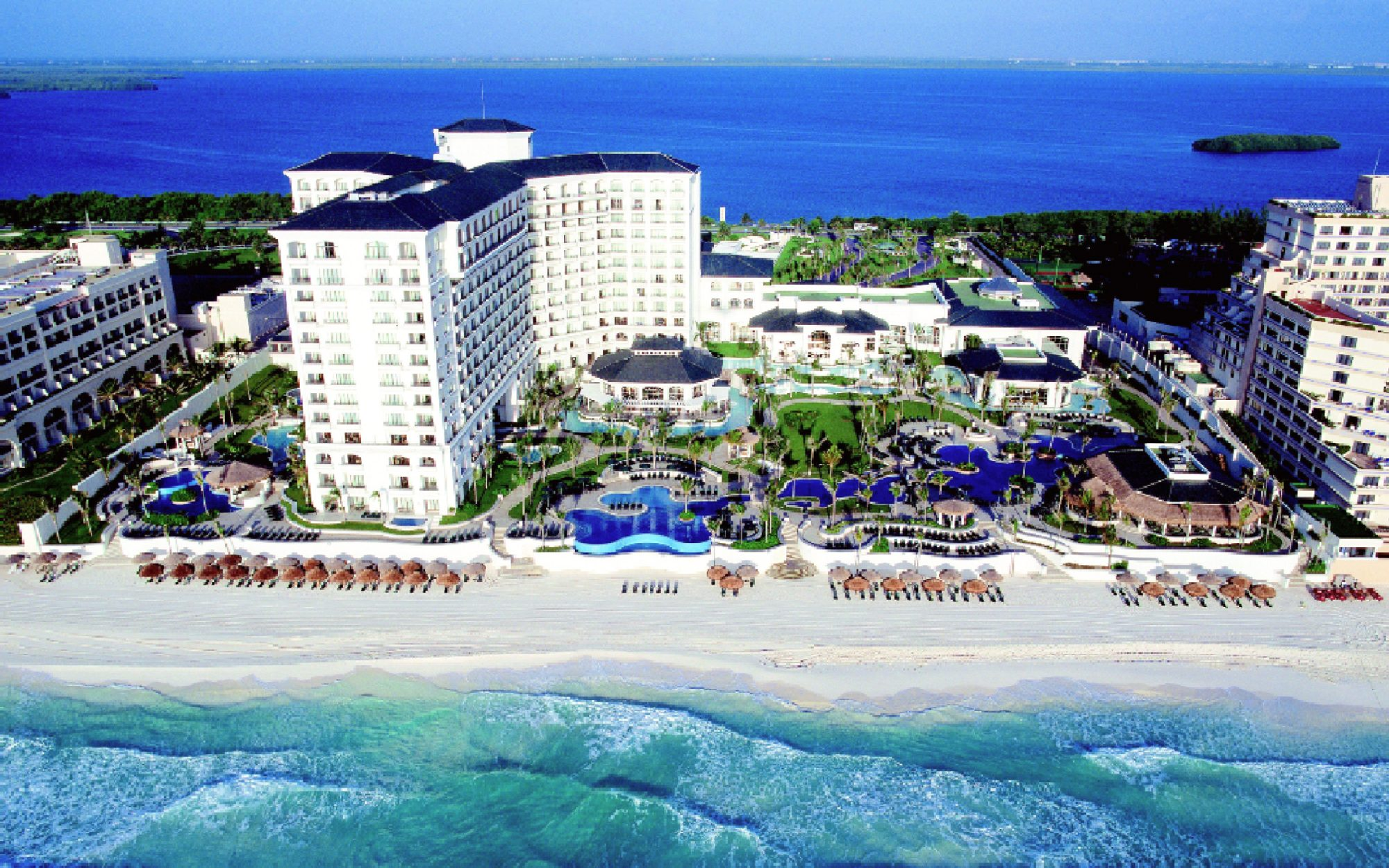 Best Mexico Beach Resorts: JW Marriott Cancún