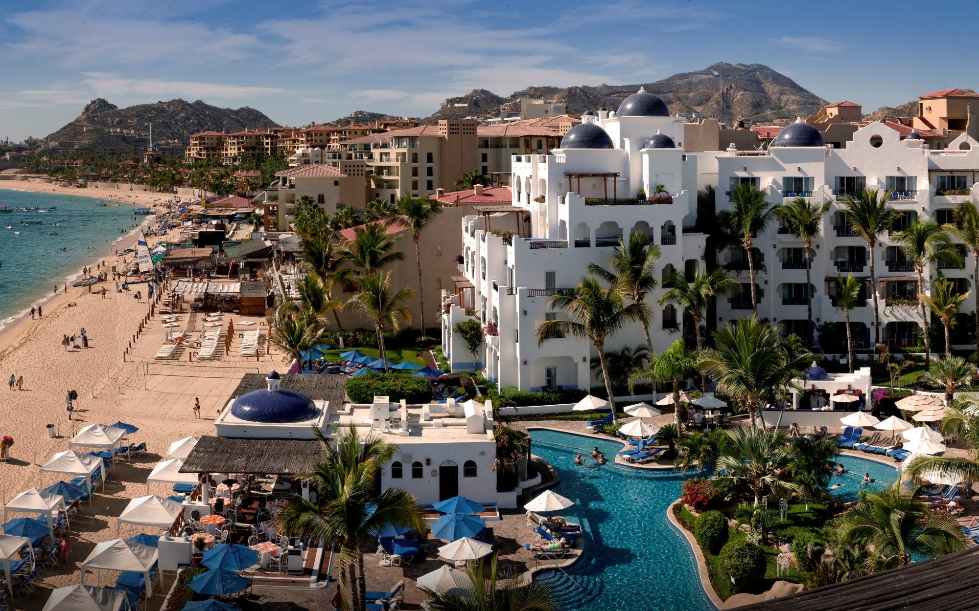 Best Mexico Beach Resorts: Pueblo Bonito Los Cabos Resort