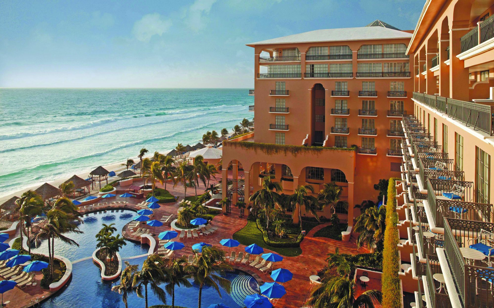 Best Mexico Beach Resorts: Ritz-Carlton, Cancún