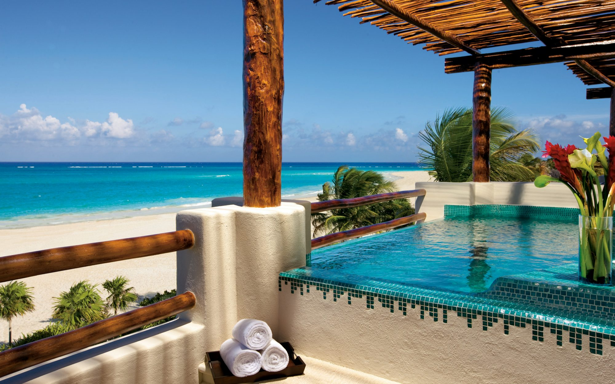 Best Mexico Beach Resorts: Secrets Maroma Beach