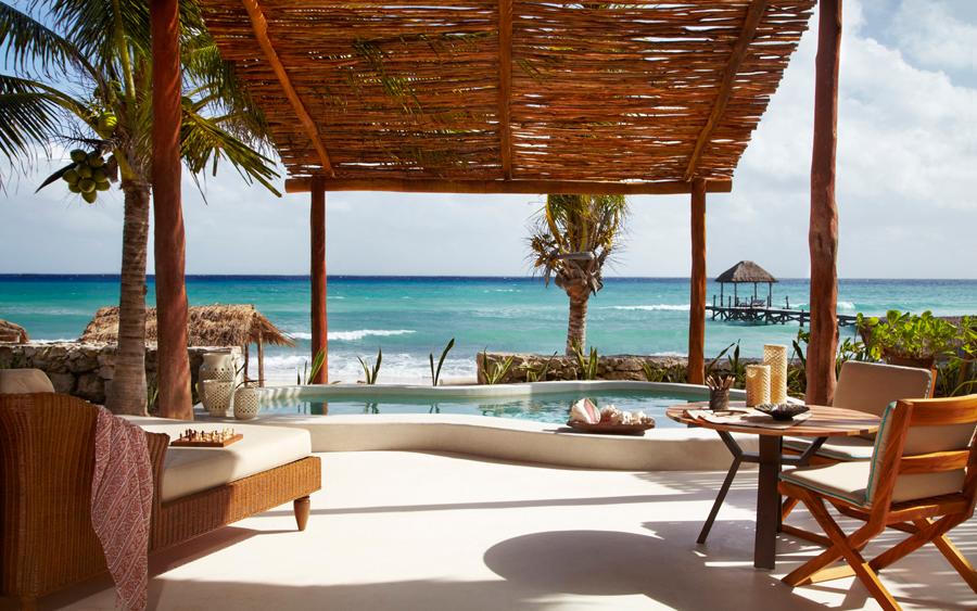 Best Mexico Beach Resorts: Viceroy Riviera Maya, Playa del Carmen