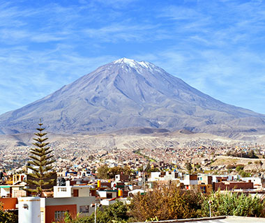Cities that That Could Be the Next Pompeii: Arequipa, Peru